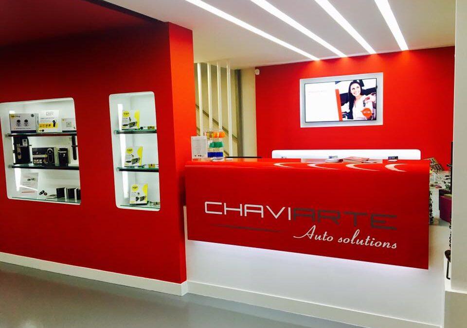 Chaviarte abre nova unidade em Torres Vedras
