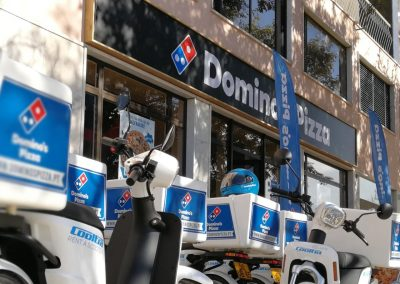 Dominos Pizza Franchising 3
