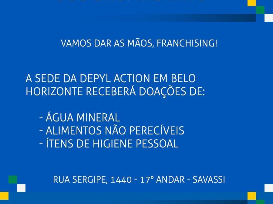 ABF promove apoio às vítimas de Brumadinho