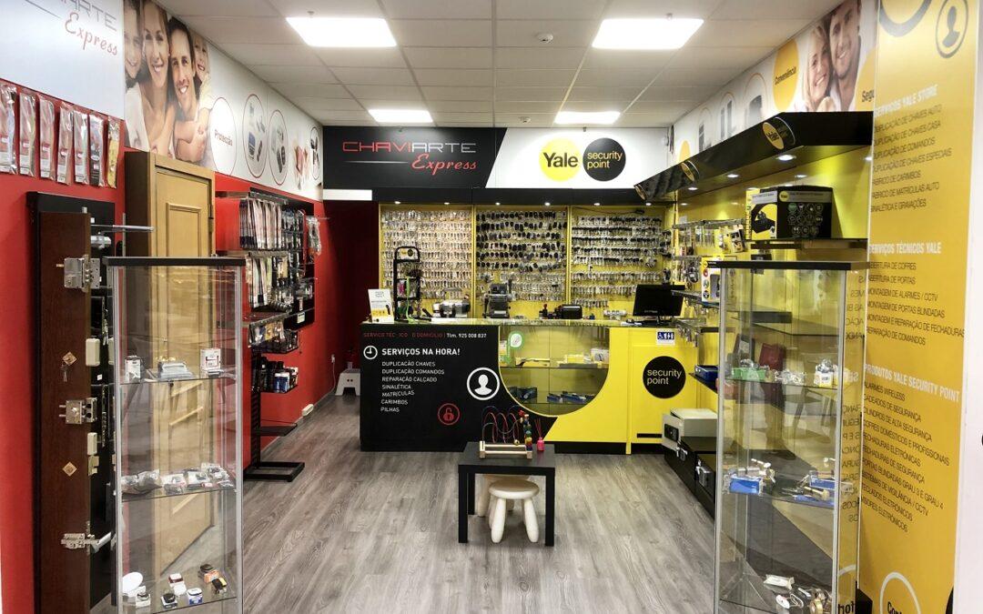Chaviarte abre loja em Aveiro com conceito store-in-store