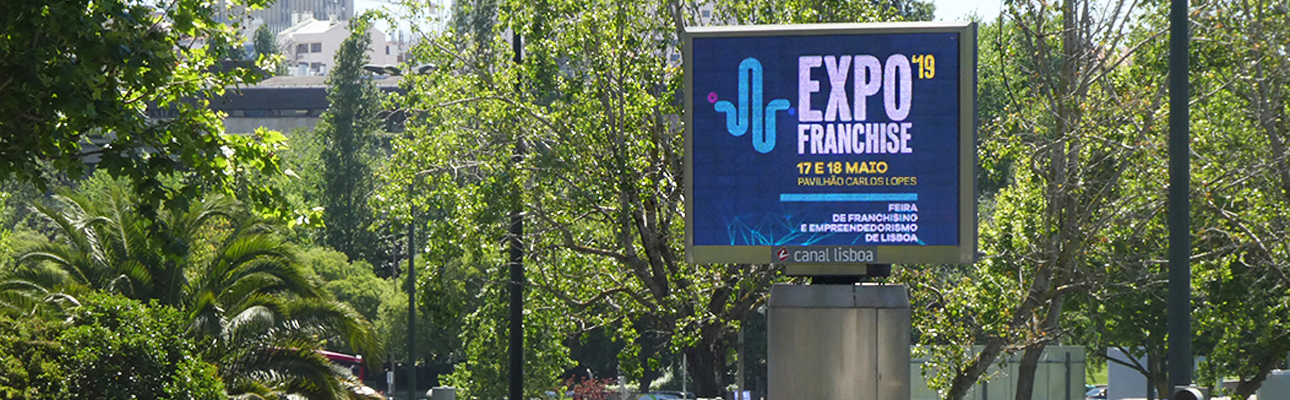 Expofranchise 2019 outdoor