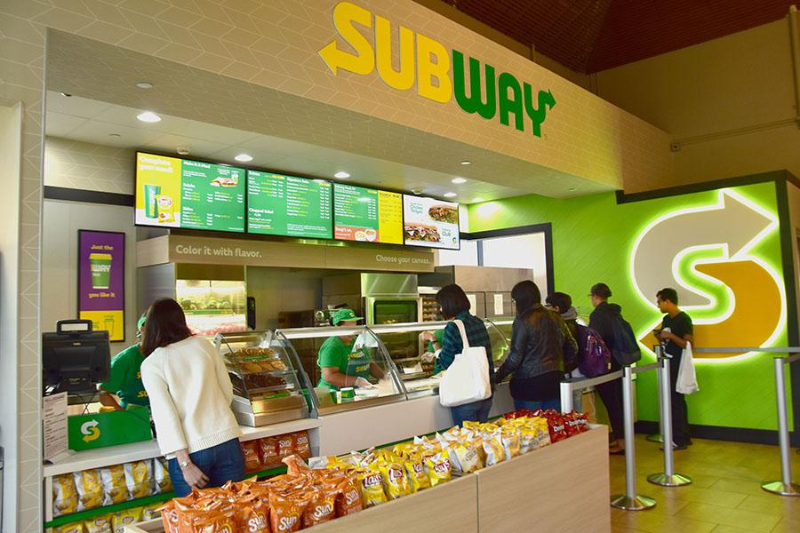 Subway entra em saldos