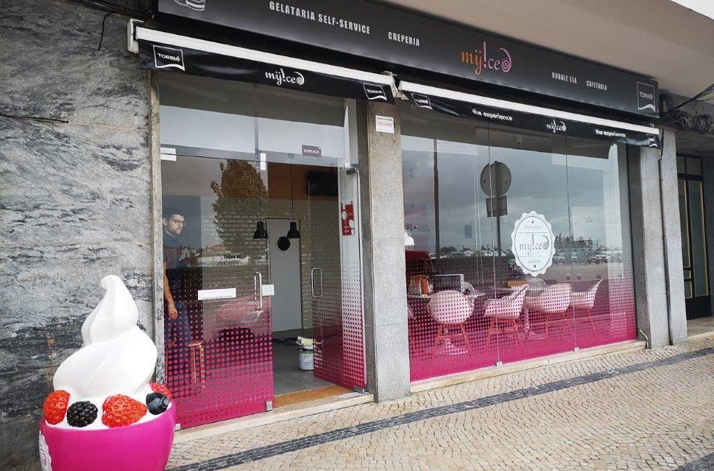 Franchising MyIced abre nova loja em Santarém