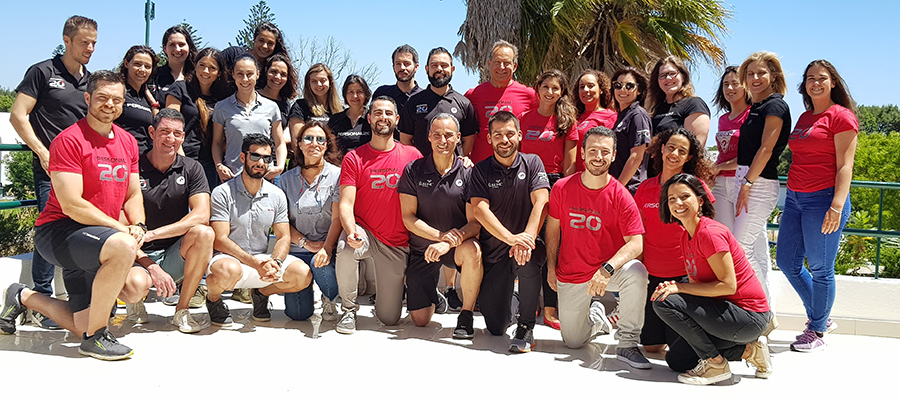Franchising Personal20 realiza segundo encontro da marca