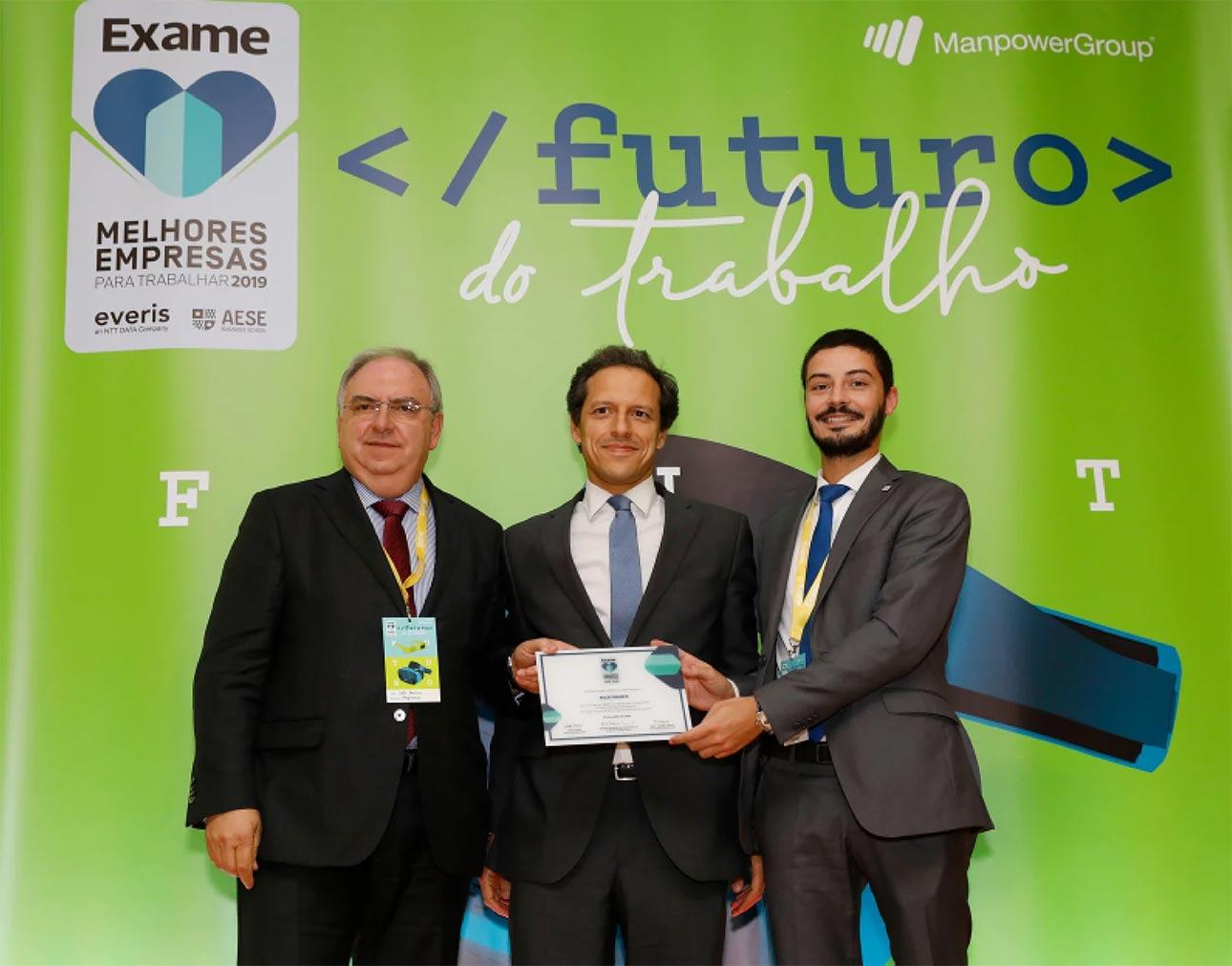 MAXFINANCE considerada 17ª Melhor Empresa para trabalhar em Portugal