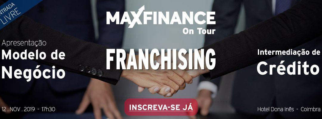 MAXFINANCE On Tour