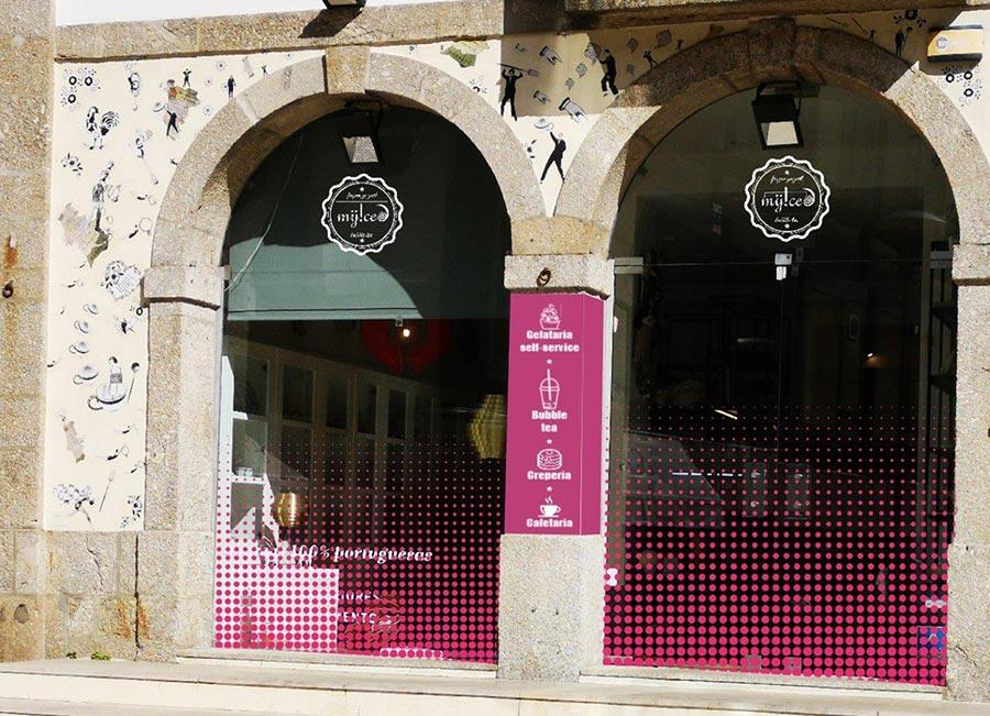 Loja MyIced Braga com novo espaço e descontos exclusivos