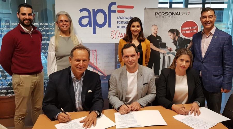 Franchising Personal20 abre novo franchising em Braga