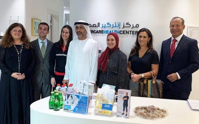 Personal20 inaugura segundo estúdio em Abu Dhabi